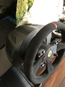 Thurstmaster t300 Ferrari Intergral Racing Simulator