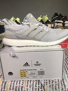 Size 14 Reigning champs x adidas ultra boost men's shoe