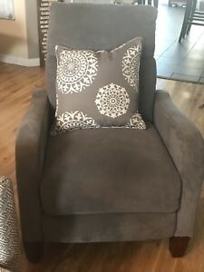 Two reclining chairs for sale