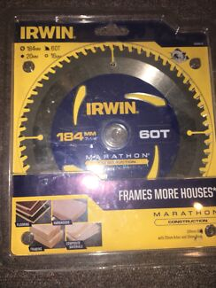 Wanted: Irwin 184mm 60T Blade