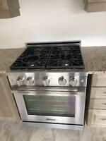 Gas Stove Dishwasher Washer Dryer Microwave Installation