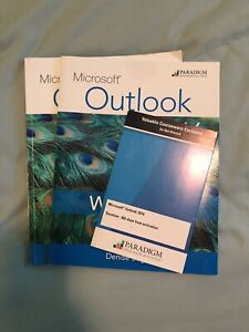 Medical Office Admin books-Health Services. 1st year