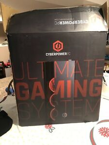 Cyber Power Gaming PC (READ BIO)!