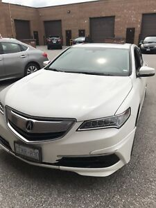 2015 Acura TLX - 39xxx km / Monthly until March 2019