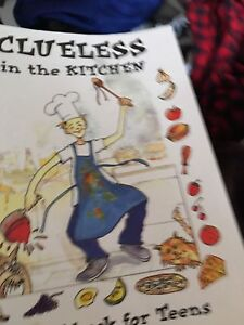 Clueless in the kitchen cook book