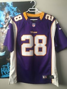 Authentic Vikings Peterson Jersey