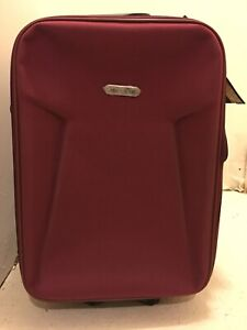Brand new Burgundy CARRY ON luggage