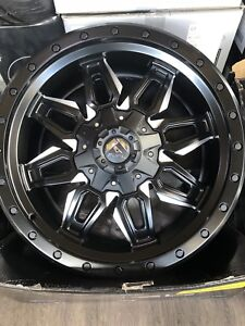 Mag fuel 20x9 +20 6x135 6x139 gm Ford toyota