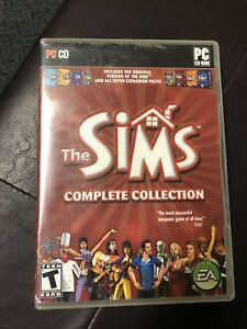 Sims PC Complete
