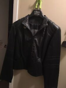 Leather jacket never worn