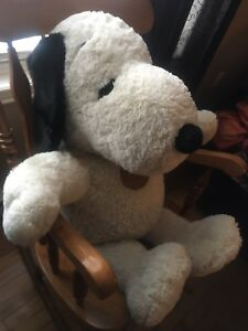 "Jumbo 36"" Hallmark Exclusive Snoopy Collectable Plush"