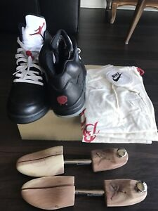 Nike Air Jordan Retro 5 BIN 23 Premio Black
