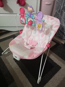 Fisher price baby bouncer like new