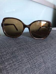 """Kate Spade """"Adamina"""" polarized sunglasses."""