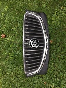 Buick rendezvous grille