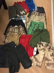 Boys size 4 shorts lot
