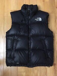 Men's North Face Down Vest 700