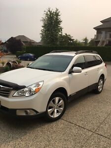 2011 Subaru Outback Ltd 3.6 L