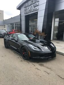 2017 CORVETTE Z06//Z07 PACKAGE