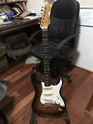 Fender Japan ST-62 reissue Stratocaster vintage 1985-86 Strathfield Strathfield Area Preview