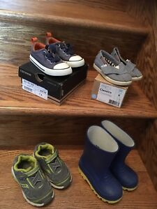 Boys Shoes, Size 6-7 - all for $25