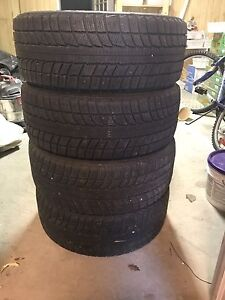 4- 205/55R16 Triangle Snow Lion Winter Tires