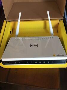 Routeur videotron d link