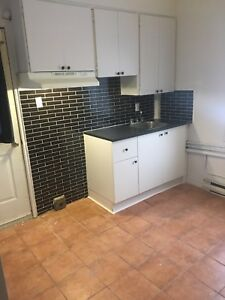 RENOVATED 3 1/2. AVAILABLE DECEMBER 2018