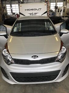 2017 Kia Rio LX Hatch 6 Speed