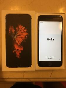 Black iPhone 6 16gb in Mint Condition Unlocked