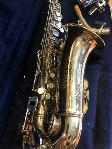 70's made in USA alto saxophone (price reduced)