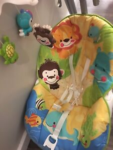 Fisher Price Swing EUC