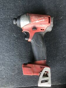 Milwaukee fuel impact driver