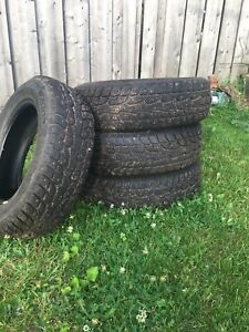 195/65R15 Studded Winter Tires for Sale