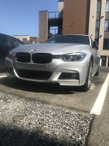 Lease takeover BMW 330I 2018