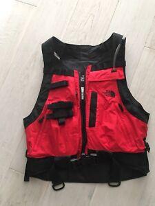 NORTHFACE Gortex vest backpack hydration