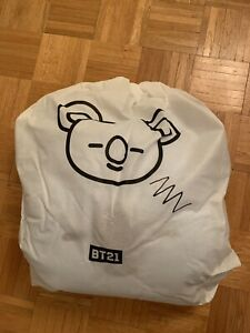 BT21 Koya Large Cushion Plush - Brand New