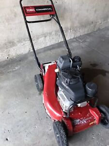 Toro Commercial Lawnmower for sale