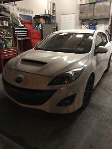 2012 mazdaspeed3 turbo