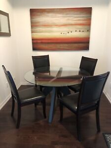 Condo Dining Table & Chairs