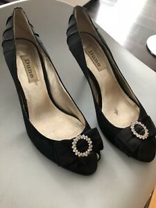 Woman Dune heel shoes for occasions size 38