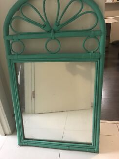 Wanted: Cane retro mirror