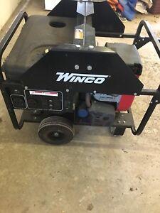 Standby generator 12000