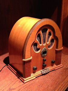 Antique Radio (Replica by Welco)