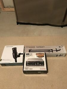 Audio Technica COMPLETE PACKAGE! *NEW*
