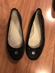 Michael Kors Suede Flats with Box Size 8.5