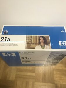 New and sealed 92291A HP Laser Toner Cartridge