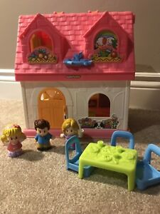 Fisher-Price Little People Surprise & Sounds Home EXTRAS