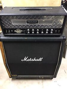 Mesa Boogie with Marshall Cab