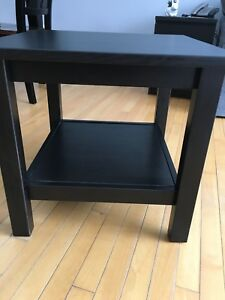 IKEA Hemnes Coffee Table and Side Tables